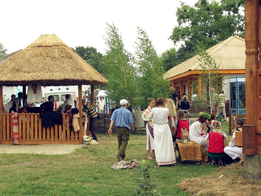 Сорочинская ярмарка-2011: новое дыхание старых традиций (Фото: Алина Маслакова/The Epoch Times Украина)