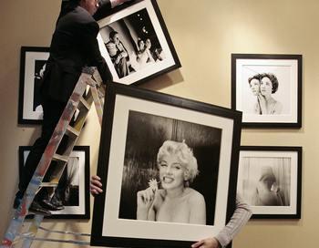 Монро: нові фотокартки на аукціоні. Фото з сайту thevisitseries.com