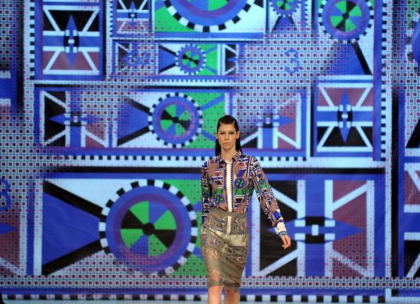 30-я юбилейная Украинская неделя моды (Ukrainian Fashion Week).