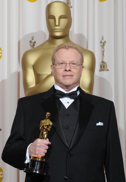 Грег Кэнном получил Оскара за лучший грим - фильм 'Загадочная история Бенджамина Баттона'. Фото: MARK RALSTON/AFP/Getty Images