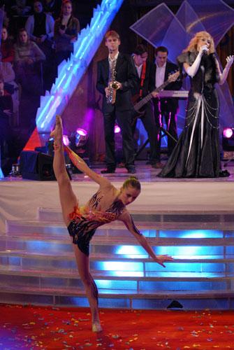 В приміщенні цирку в Києві відбулось справжнє свято спорту та мистецтва. Фото: Володимир Бородін/Велика Епоха