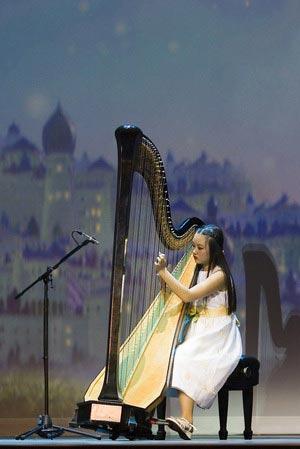 Соло: Цзинья Дун. Этюд для концерта. Фото: Великая Эпоха