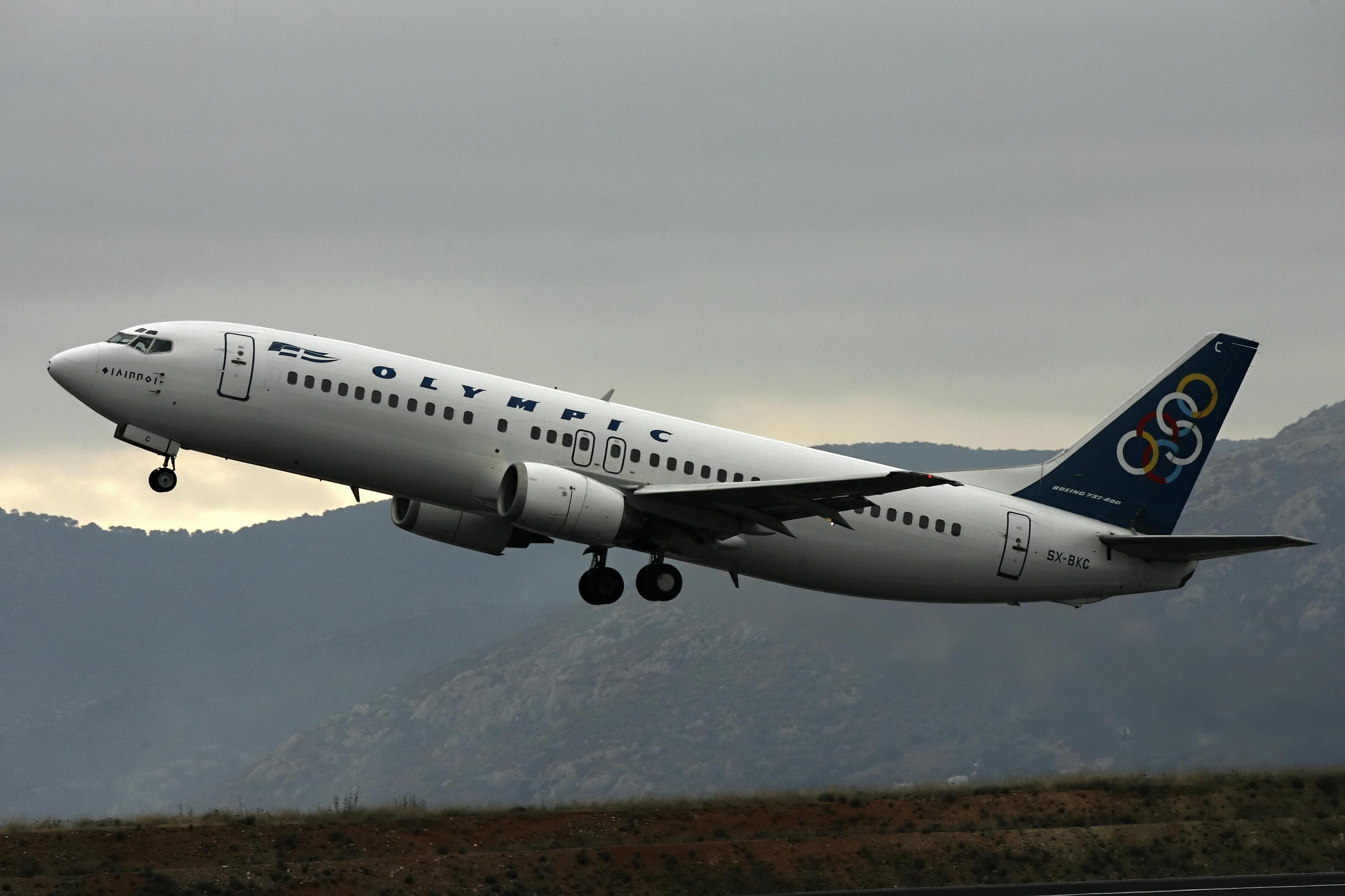 Греческие аэропорты закроются на двое суток