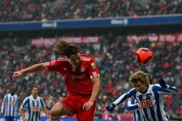'Баварія' - 'Герта' Фото: Alexander Hassenstein /Getty Images Sport