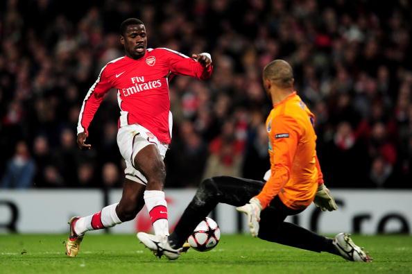 «Арсенал» (Англія) - «Порту» (Португалія) фото:Mike Hewitt /Getty Images Sport