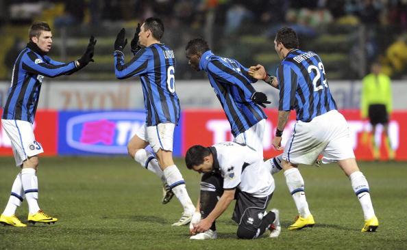 «Парма» - «Інтер» фото:Dino Panato, /Getty Images Sport