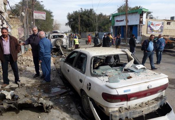 Серия взрывов в Багдаде унесла десятки жизней