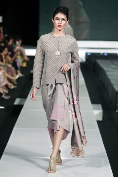 Презентація колекції Auguste Soesastro на Тижні моди в Джакарті . Фото Ulet Ifansasti/Getty Images for Jakarta Fashion Week