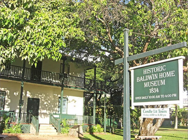 Музей 'Дом Болдуина', экспозиция которого рассказывает о служении уважаемого Дуайта Болдуина гавайскому народу. Фото: Шила О`Коннор/The Epoch Times