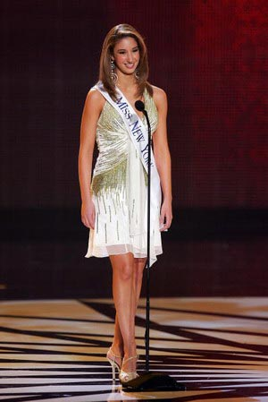 Мисс Нью Йорк, Bethlene Pancoast. Фото: Ethan Miller/Getty Images