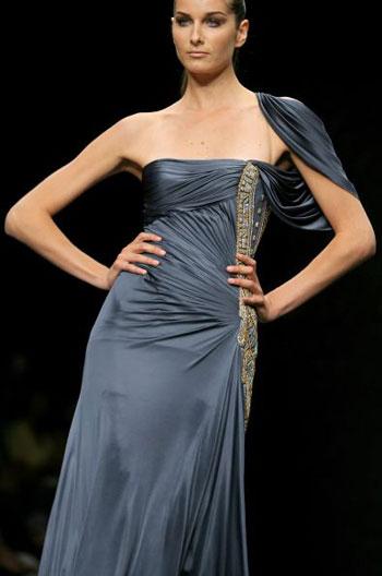 Тиждень високої моди Осінь/Зима 2008 Haute Couture в Римі. Фото: AFP / Filippo MONTEFORTE