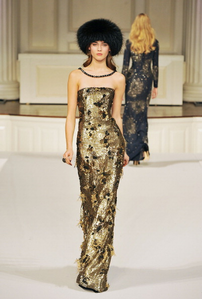 Показ колекції від Oscar de la Renta на Mercedes-Benz Fashion Week — частина 2. Фото: Slaven Vlasic / Getty Images