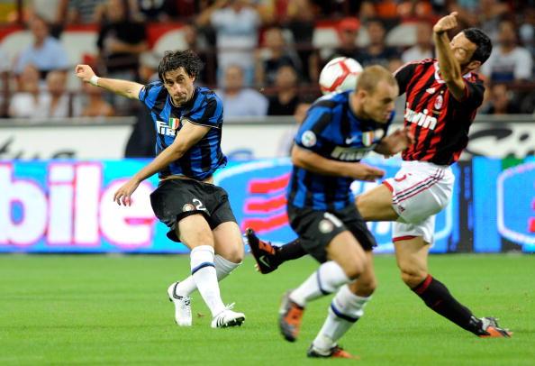 «Мілан» – «Інтер» фото:Claudio Villa,Valerio Pennicino/Getty Images Sport