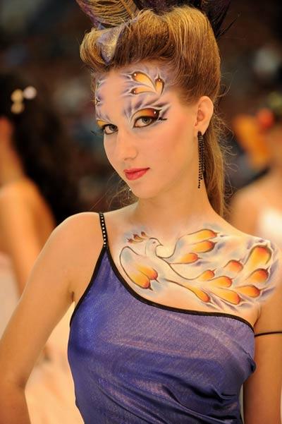 Фото надане Суспільним фондом сприяння розвитку косметології, перукарського мистецтва і естетики «Невськіє Берега»