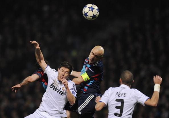 'Ліон' - 'Реал' Фото:Getty Images Sport