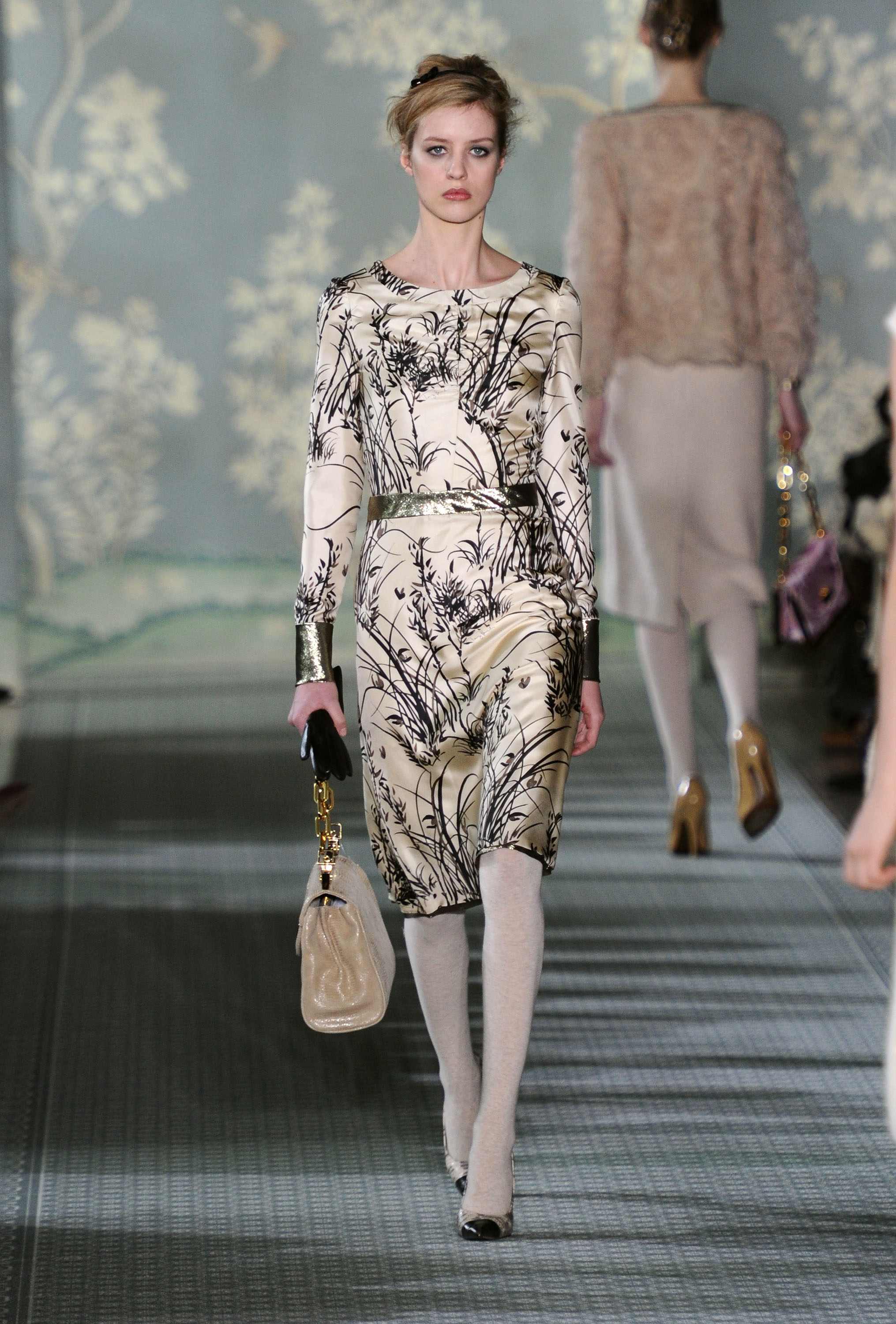 Американский модельер Тори Барч (Tory Burch) на Mercedes-Benz Fashion Week. Фото: Mike Coppola/Getty Images