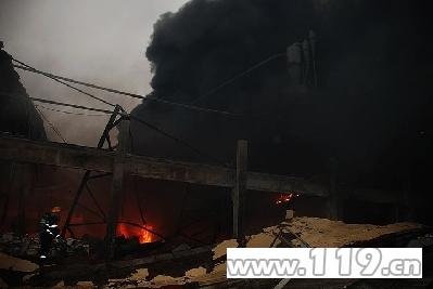 Фото з місця події. Вибух на заводі в провінції Хебей. 24 лютого 2010 р. Фото з epochtimes.com