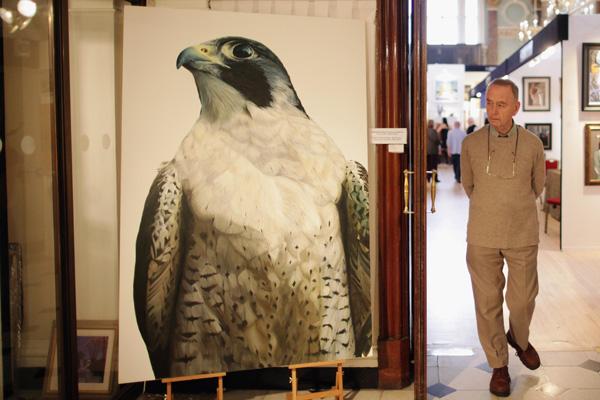 16-та художня виставка-ярмарок 'Челсі' Art Fair 2011. Фото: Dan Kitwood/Getty Images