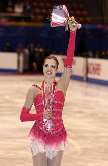 Каролина Костнер (Италия). Фото: Junko Kimura/Getty Images