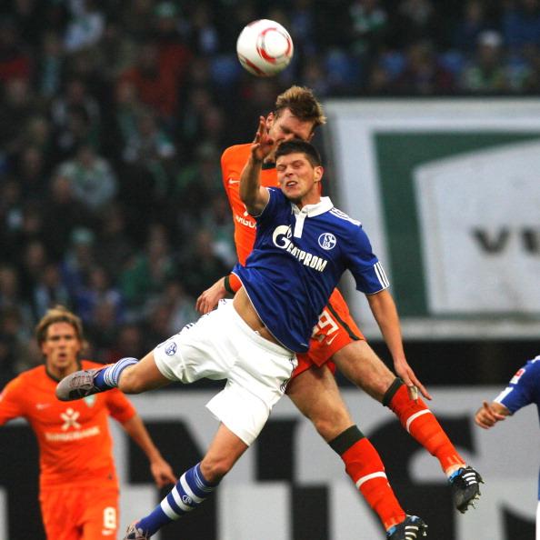 'Шальке' - 'Вердер' Фото:Getty Images Sport