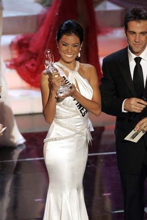 Представниця Філіппін. Фото: HECTOR Mata/afp/getty Images