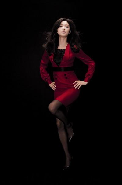 Jeon Ji-hyun. Фото з efu.com.cn