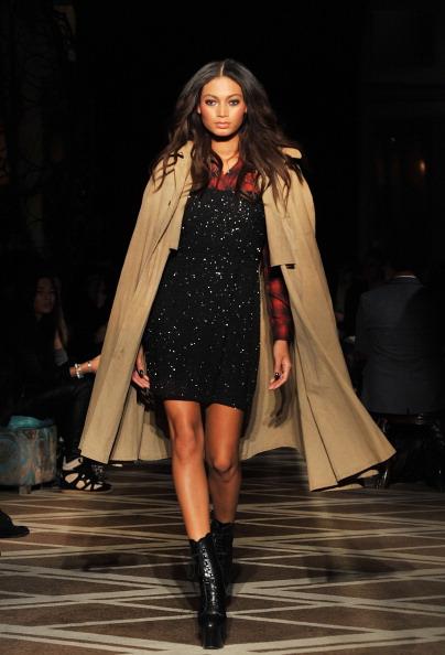 Тиждень моди Mercedes-Benz Fashion Week у Нью-Йорку. Фото Slaven Vlasic/Getty Images