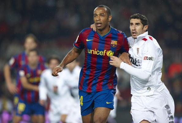 Барселона - Севілья фото:Manuel Queimadelos /Getty Images Sport
