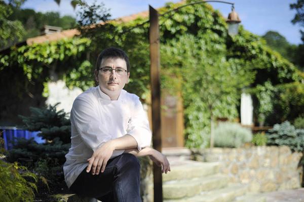 Испанский ресторан Mugaritz. Фото: RAFA РИВАС/AFP/Getty Images