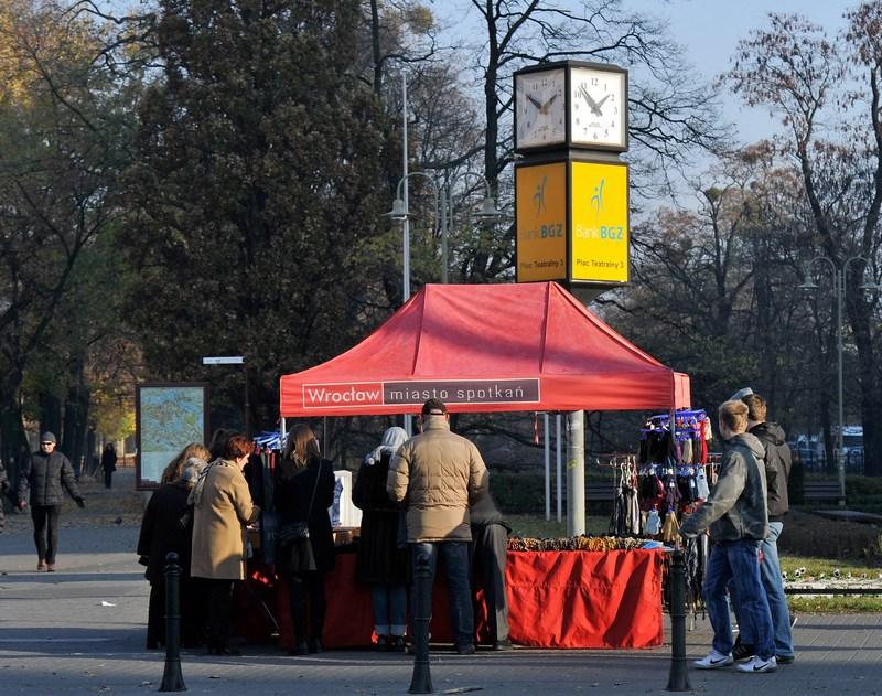 Виды Вроцлава, города Евро-2012. Фото: Claudio Villa/Getty Images