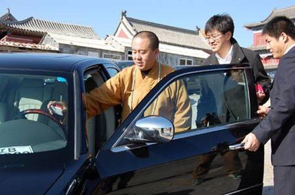 Китайські ченці у вік занепаду. Фото з secretchina.com