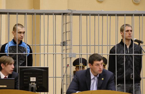 У Білорусії страчено обох засуджених за вибух у метро в Мінську
