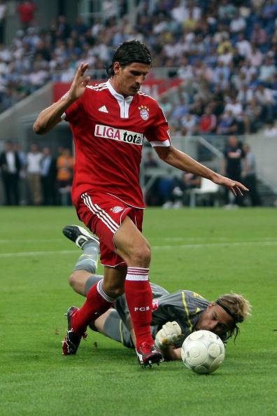 Хоффенхайм - Баварія Фото:THOMAS LOHNES,Alex Grimm./Getty Images Sport
