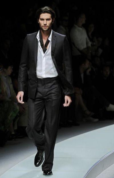 Чоловіча колекція Carlo Pignatelli-2009/ Getty Images