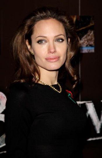 Анджелина Джоли / Angelina Jolie. Фото: Dave Hogan/Getty Images