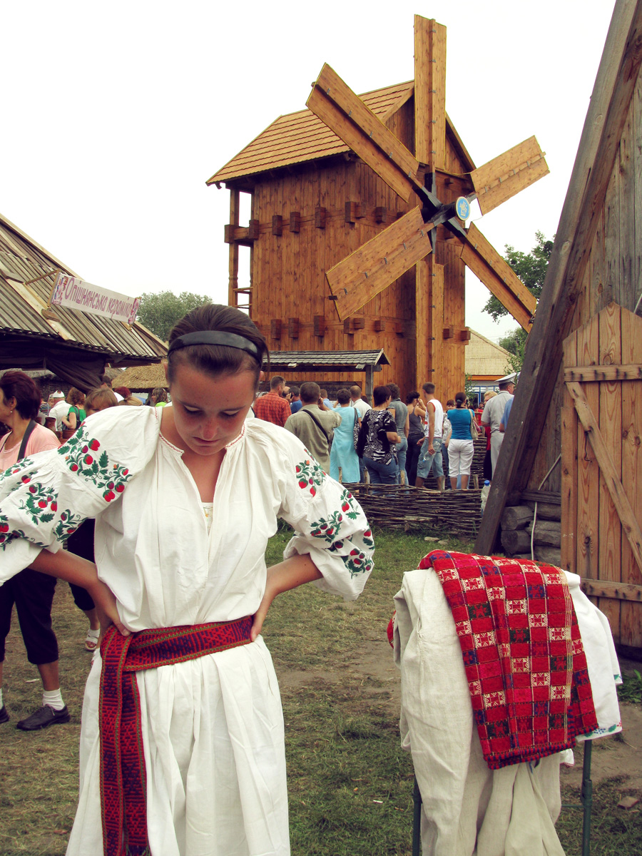 Сорочинський ярмарок: добрі старі традиції у новому виконанні. (Фото: Аліна Маслакова/The Epoch Times Україна)