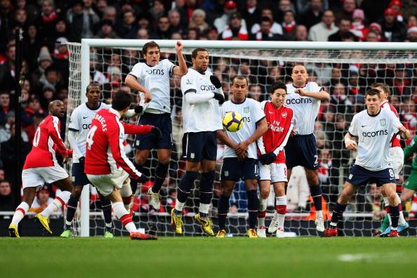 «Арсенал» - «Астон Вілла» фото:ADRIAN DENNIS /Getty Images Sport