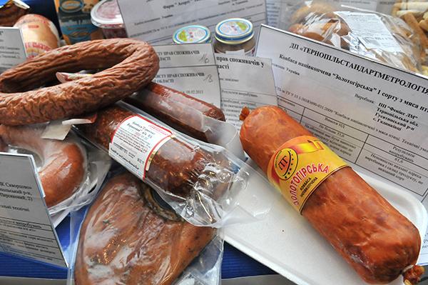 Неякісні м'ясні продукти. Фото: Володимир Бородін / The Epoch Times Україна
