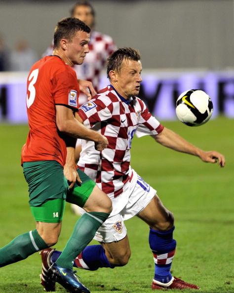 Хорватія – Білорусія фото:HRVOJE POLAN,STRINGER /Getty Images Sport