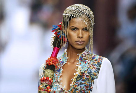 Wills Lifestyle India Fashion Week. Фото: MANPREET ROMANA/AFP/Getty Images