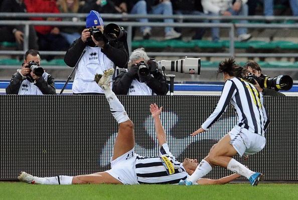 Барі - Ювентус фото:Giuseppe Bellini /Getty Images Sport