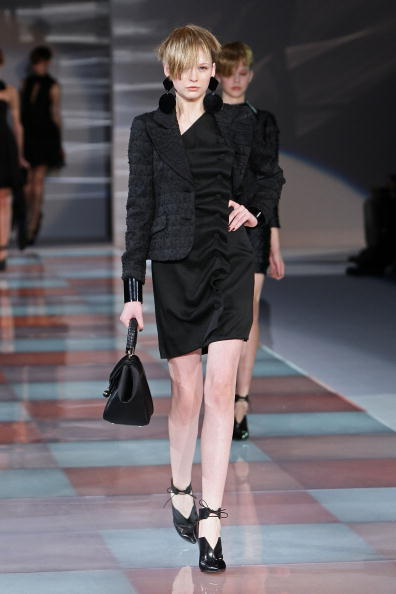 Колекція від Emporio Armani на міланському Тижні моди. Фото: Vittorio Zunino Celotto/getty Images