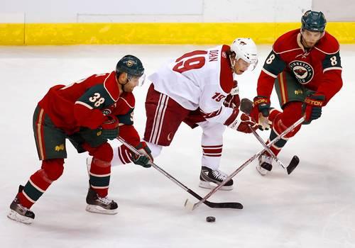Гра між командами 'Міннесота' і 'Фенікс'. Фото: Scott A. Schneider/Getty Images