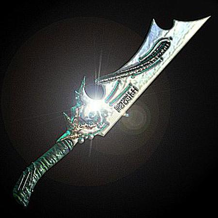 Меч «Цзіньдяо» («Золотий соболь»). Фото з aboluowang.com