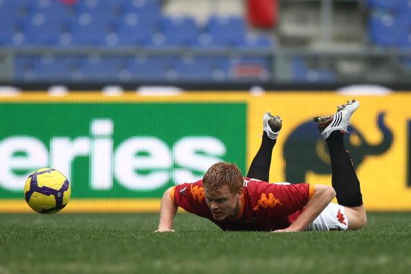 «Рома» - «Дженоа» фото:Paolo Bruno /Getty Images Sport