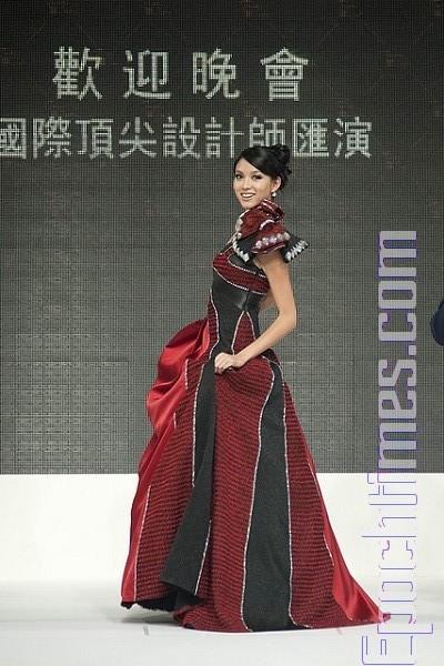 Міжнародний показ колекцій у Тайбеї. Фото: WANG YINJUN/The Epoch Times