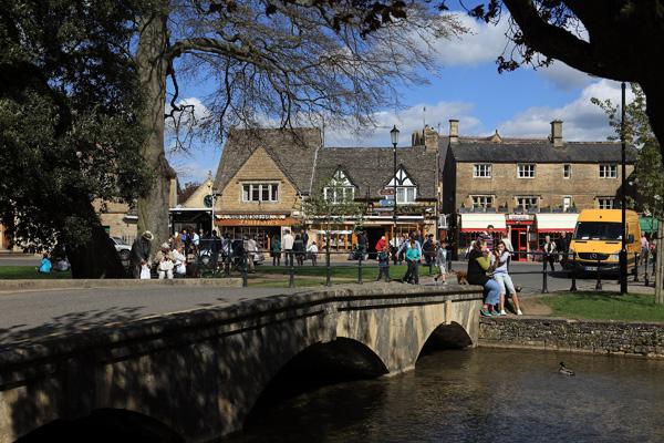 Котсволдс - затишне містечко у західній Англії. Фото: Matt Cardy/Getty Images
