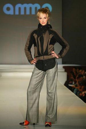 Показ моды Salon Show 2. Фото: Kristian Dowling/Getty Images