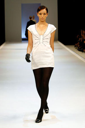 Melbourne Fashion Festival 2007. Фото: Kristian Dowling/Getty Images