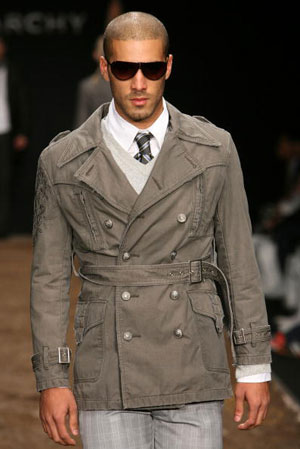 Тhe Monarchy Collection Fall 2007 Фото: Frazer Harrison/Getty Images